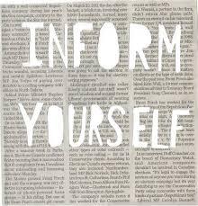Inform Yourself